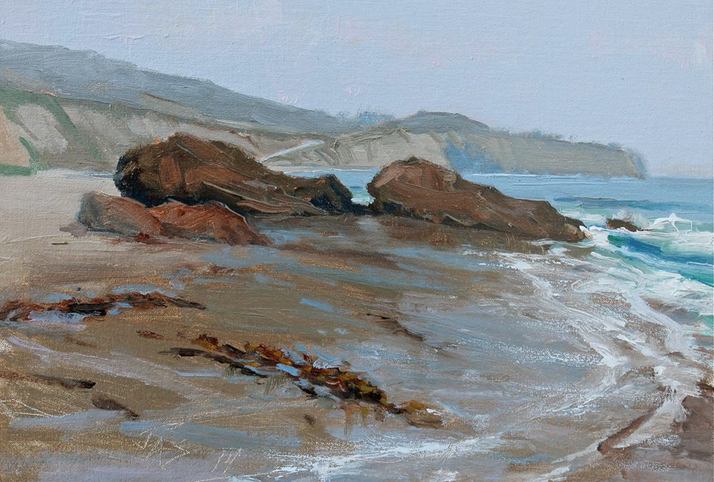 Painting Demo by Jeff Sewell Saturday Jan 11 2-4 PM